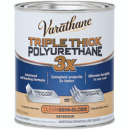 Varathane 284472 Poly Finish Thick Qt Semigloss