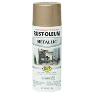 Rust-Oleum 286564 Stops Rust Rose Gold Metallic 11 Ounce Spray