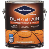 Wolman 288337 Sealer Wood Natural Cedar 1Gal