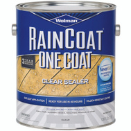 Wolman 288339 Sealer Wood Clear Onecoat 1Gal
