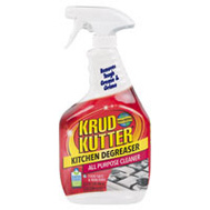 Krud Kutter 305373 Kitchen Degreaser All Purpose Cleaner 32 Ounce Trigger Spray
