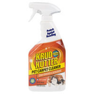 Krud Kutter 305474 Pet Carpet Cleaner Stain Remover & Deodorizer 22 Ounce