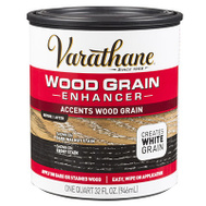 Rust-Oleum 314089 Enhancer Wood Grain White 1Qt