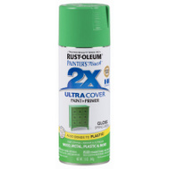 Rust-Oleum 314751 Painters Touch 2X Ultra Cover Paint + Primer Spring Green Gloss Spray