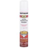 Rust-Oleum 334133 Enamel Gloss Protect Wh Aersol