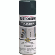 Rust-Oleum 7222830 Stops Rust Textured Finish Spray Forest Green 12 Ounce