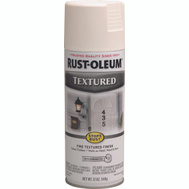 Rust-Oleum 7225830 Stops Rust Textured Finish Spray White 12 Ounce