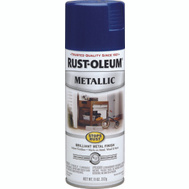Rust-Oleum 7251830 Stops Rust Paint Spray Cobalt Blue 11 Ounce