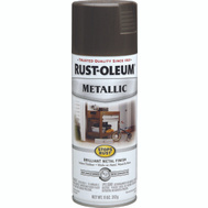 Rust-Oleum 7272830 Stops Rust Dark Bronze Metallic 11 Ounce Spray