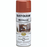 Rust-Oleum 7273830 Stops Rust Copper Metallic Spray Paint
