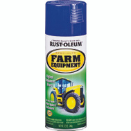 Rust-Oleum 7424830 Farm Equipment Ford Blue Gloss 12 Ounce