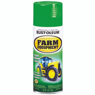 Rust-Oleum 7435830 Specialty John Deere Green Farm Equipment Spray