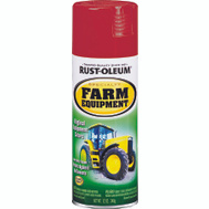 Rust-Oleum 7466830 Specialty International Red Farm Equipment Spray