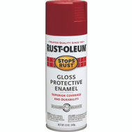 Rust-Oleum 7765830 Stops Rust Regal Red Gloss Protective Enamel Spray