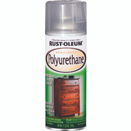 Rust-Oleum 7870830 Specialty Gloss Interior Polyurethane Spray