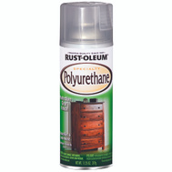 Rust-Oleum 7872830 Specialty Satin Interior Polyurethane Spray