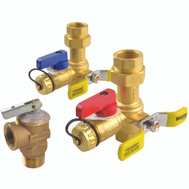 Rheem Richmond RTG20220AB Service Valve Kit Waterheater