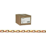 Campbell Chain 0880844 Sash Chain #8 By 100 Foot Copper Plated Steel