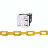 Campbell Chain 0990836 Plastic Chain #8 By 138 Foot Yellow