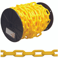Campbell Chain 0990837 Plastic Chain #8 By 60 Foot Yellow