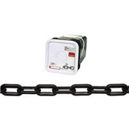 Campbell Chain 0990856 Plastic Chain #8 By 138 Foot Black