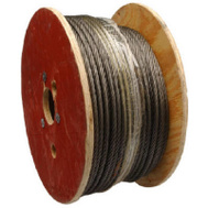 Campbell Chain 7008427 1/2X 250 Foot Fib Wire Rope