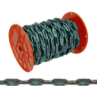 Campbell Chain PS0332027 Straight Link Coil Chain 2/0 By 60 Foot With Green Sleeve