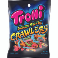 Continental Concession FER03851 Trolli Sour Bite Crawler 5 Ounce