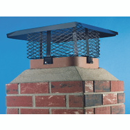 HY-C SCADJ-S Shelter Chimney Cap Small Adjustable