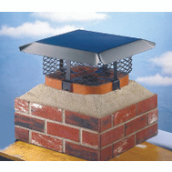 HY-C SCADJ-L Shelter Chimney Cap Large Adjustable