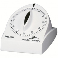 Lux CP1929-14 White Long Ring Timer