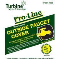 Turbine Industries 922-60 Outside Faucet Cover