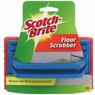 3M 7722 Scotch Brite Heavy Duty Hand Held Floor Scrubber 6 Inch By 3-5/8 Inch By 1 Inch