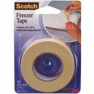 3M 178 Scotch Freezer Tape 3/4 By 1000 Inch