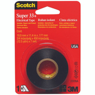 3M 200 Scotch Vinyl Electrical Tape 3/4 Inch By 450 Inch