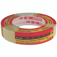 3M 2050 Scotch General Purpose Masking Tape.94 Inch By 60 Yards