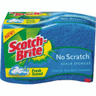 3M MP-3 Scotch Brite Multipurpose Scrub Sponge 3 Pack