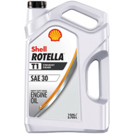 Pennzoil 550054449 Shell Rotella Rotel T1 GAL SAE30 Oil