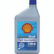 Pennzoil 550024065 Formula Shell Oil Motor Full Synthetic 10W30