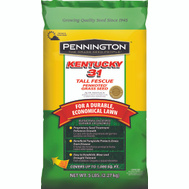 Pennington Seed 100516050 Penkoted Grass Seeds, 5 Pound