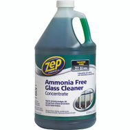 Zep ZU1052128 Gallon Glass Cleaner Concentrate