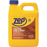 Amrep ZUCAL32 Zep Quart Calcium Lime And Rust Stain Remover