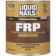 Liquid Nails FRP-310 Adhesive Frp Panel Voc Gallon