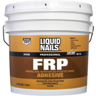 Liquid Nails FRP-310 3.5 3 1/2 Gallon Latex Frp Adhesive