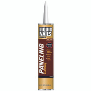 Liquid Nails LN-710 Construction Adhesive Paneling And Molding Tan 10 Ounce