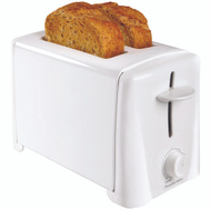 Proctor Silex 22611 2 Slice Cool Wall Toaster White