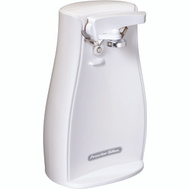 Proctor Silex 75224F Can Opener White W/Removable Lever
