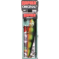 Big Rock Sports 0140-2162 Size 9 Perch Float Rap Lure