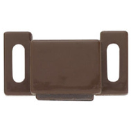 Brainerd C08132V-BR-P2 / 69199 1-1/4 Inch Brown Magnetic Catch