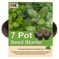 Ferry Morse PFB-7 7Pot Seed Start Tray